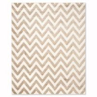 Safavieh Amherst 8-Foot x 10-Foot Chevy Area Rug in Wheat