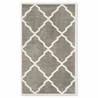 Safavieh Amherst 5-Foot x 8-Foot Festival Area Rug in Dark Grey