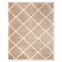 Safavieh Amherst 9-Foot x 12-Foot Festival Area Rug in Wheat