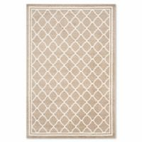 Safavieh Amherst Quine 6-Foot x 9-Foot Indoor/Outdoor Area Rug in Wheat
