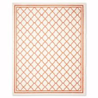 Safavieh Amherst Quine 8-Foot x 10-Foot Indoor/Outdoor Area Rug in Beige