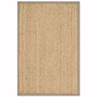 Safavieh Natural Fiber Mackenzie 2-Foot x 3-Foot Accent Rug in Natural/Grey
