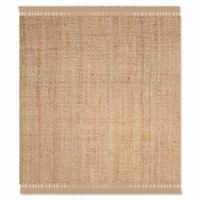 Safavieh Natural Fiber Monique 6-Foot Square Area Rug in Natural