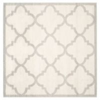 Safavieh Amherst 5-Foot x 5-Foot Geo Area Rug in Beige