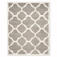 Safavieh Amherst 9-Foot x 12-Foot Geo Area Rug in Dark Grey