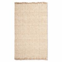 Safavieh Natural Fiber Brie 4-Foot x 6-Foot Area Rug in Natural/Ivory
