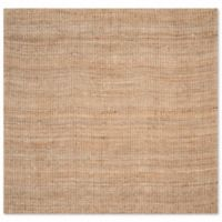 Safavieh Natural Fiber Mallory 6-Foot Square Area Rug in Natural