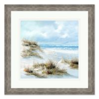Among the Dunes I Framed Wall Art