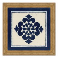Antique Tile II Framed Wall Art