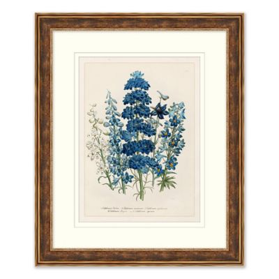 Buy Brown and Blue Wall Art from Bed Bath & Beyond