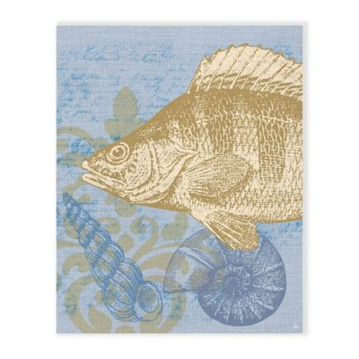 Buy Fish Metal Wall Art from Bed Bath & Beyond