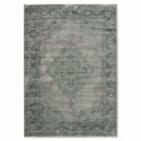 Safavieh Vintage Gemma 7-Foot x 6-Inch x 10-Foot 6-Inch Area Rug in Light Blue
