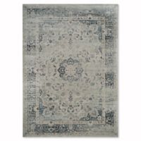 Safavieh Vintage Palace 8-Foot x 11-Foot 2-Inch Area Rug in Light Blue
