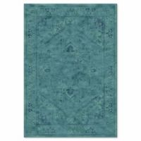 Safavieh Vintage Tiffany 8-Foot x 11-Foot 2-Inch Area Rug in Turquoise