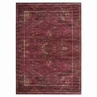 Safavieh Vintage Tiffany 8-Foot 10-Inch x 12-Foot 2-Inch Area Rug in Raspberry