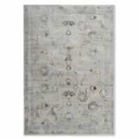 Safavieh Vintage Nara 4-Foot x 5-Foot 7-Inch Accent Rug in Light Blue