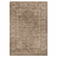 Safavieh 6-Foot 7-Inch x 9-Foot 2-Inch Magdalena Mouse Vintage Area Rug in Grey