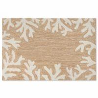 Liora Manne Capri 20-Inch x 30-Inch Indoor/Outdoor Mat in Neutral
