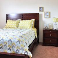 Pam Grace Creations Honeydew Kangaroo Full/Queen Reversible Comforter Set