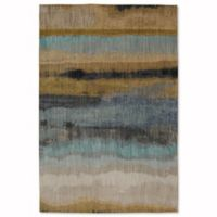 Mohawk Home Odin 5-Foot x 8-Foot Area Rug in Lagoon
