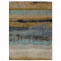 Mohawk Home Odin 8-Foot x 11-Foot Area Rug in Lagoon