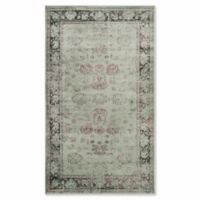 Safavieh Vintage Olivia 2-Foot x 3-Foot Accent Rug in Spruce/Ivory