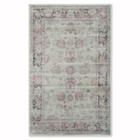 Safavieh Vintage Olivia 2-Foot 7-Inch x 4-Foot Accent Rug in Spruce/Ivory