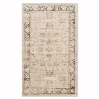 Safavieh Vintage Olivia 3-Foot 3-Inch x 5-Foot 7-Inch Accent Rug in Stone