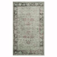 Safavieh Vintage Olivia 3-Foot 3-Inch x 5-Foot 7-Inch Area Rug in Spruce/Ivory