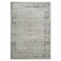 Safavieh Vintage Olivia 4-Foot x 5-Foot 7-Inch Accent Rug in Light Blue