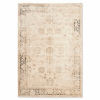 Safavieh Vintage Olivia 4-Foot x 5-Foot 7-Inch Accent Rug in Stone