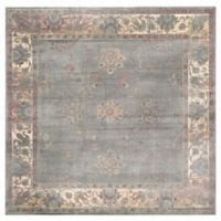 Safavieh Vintage Olivia 6-Foot Square Area Rug in Grey