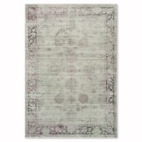 Safavieh Vintage Olivia 6-Foot 7-Inch x 9-Foot 2-Inch Area Rug in Spruce/Ivory