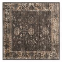 Safavieh Vintage Olivia 8-Foot Square Area Rug in Light Grey