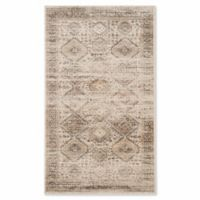 Safavieh 2-Foot 7-Inch x 4-Foot Bethany Vintage Accent Rug in Stone