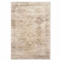 Safavieh 4-Foot x 5-Foot 7-Inch Bethany Vintage Accent Rug in Stone