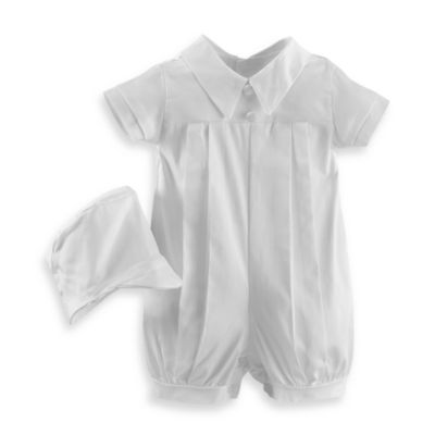 Christening Romper By Lauren Madison Buybuybaby