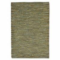 Liora Manne Sahara 5-Foot x 7-Foot 5-Inch Indoor/Outdoor Area Rug in Green