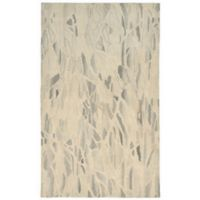 Liora Manne Fuji Mirage 3-Foot 6-Inch x 5-Foot 6-Inch Accent Rug in Grey