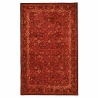 Liora Manne Goa 5-Foot x 8-Foot Area Rug in Red