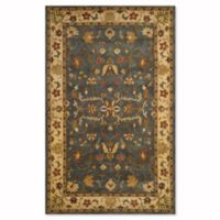 Liora Manne Petra Oushak 9-Foot x 12-Foot Area Rug in Blue