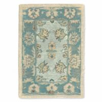 Liora Manne Petra Konya 3-Foot 6-Inch x 5-Foot 6-Inch Area Rug in Blue