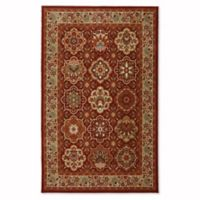 Mohawk Home Symphony Copperhill 3-Foot 6-Inch x 5-Foot 6-Inch Area Rug in Madder Brown