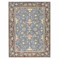 Mohawk Home Perfection 8-Foot x 10-Foot Area Rug in Sea
