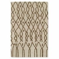 Kaleen Casablanca Impressions 9-Foot 6-Inch x 13-Foot 6-Inch Area Rug in Ivory