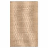 Safavieh Natural Fiber Gia 2-Foot 6-Inch x 4-Foot Accent Rug in Ivory/Beige