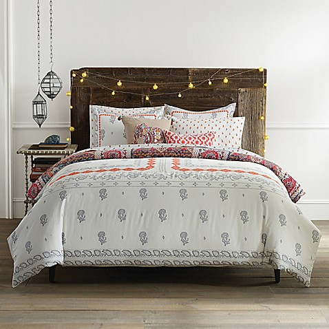 image of Anthology™ Jodhpur Reversible Comforter Set