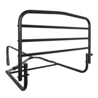Stander EZ Adjust 30-Inch Bed Rail in Black
