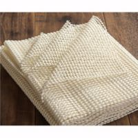 Safavieh Tozier 2-Foot x 10-Foot Rug Pad in Creme