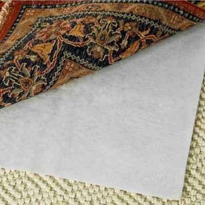 Safavieh Marsh Rug Pad in White